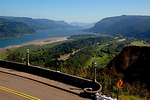 Columbia Gorge with Chris (15A)