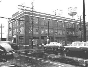 Ford Bldg 1950