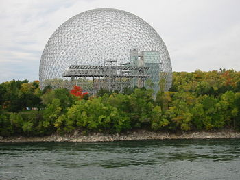 350px-Biosphère_Montréal