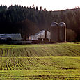 Farm on Baker Creek