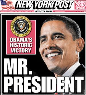 Obamapost