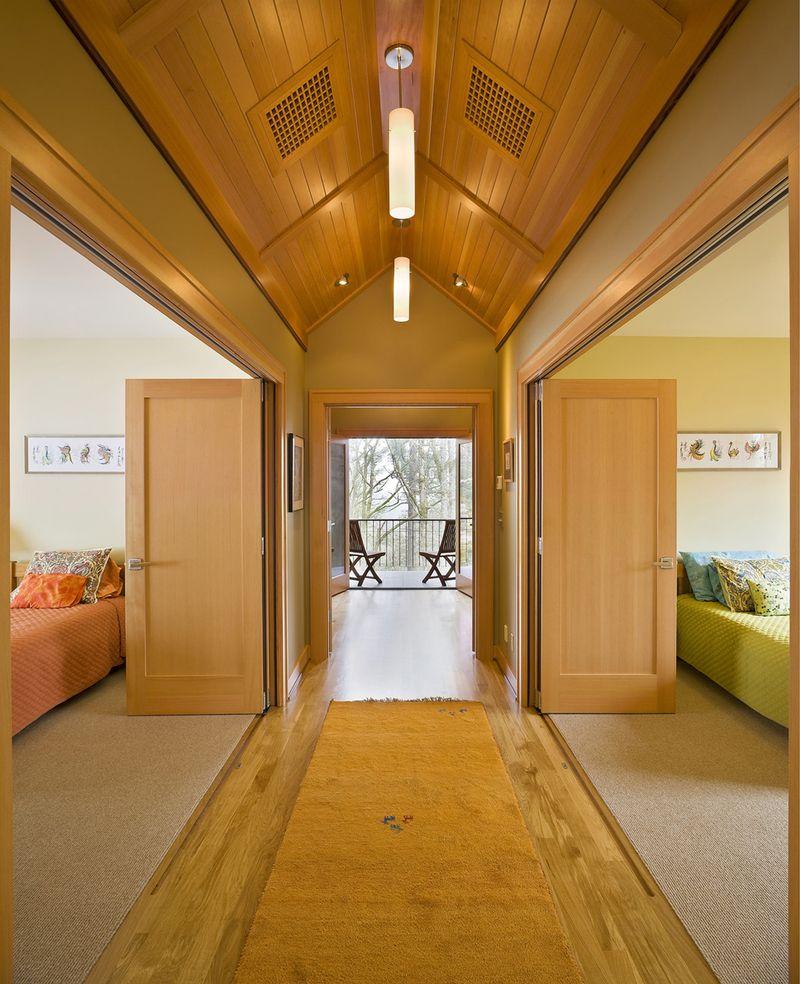 12 upstairs hall open
