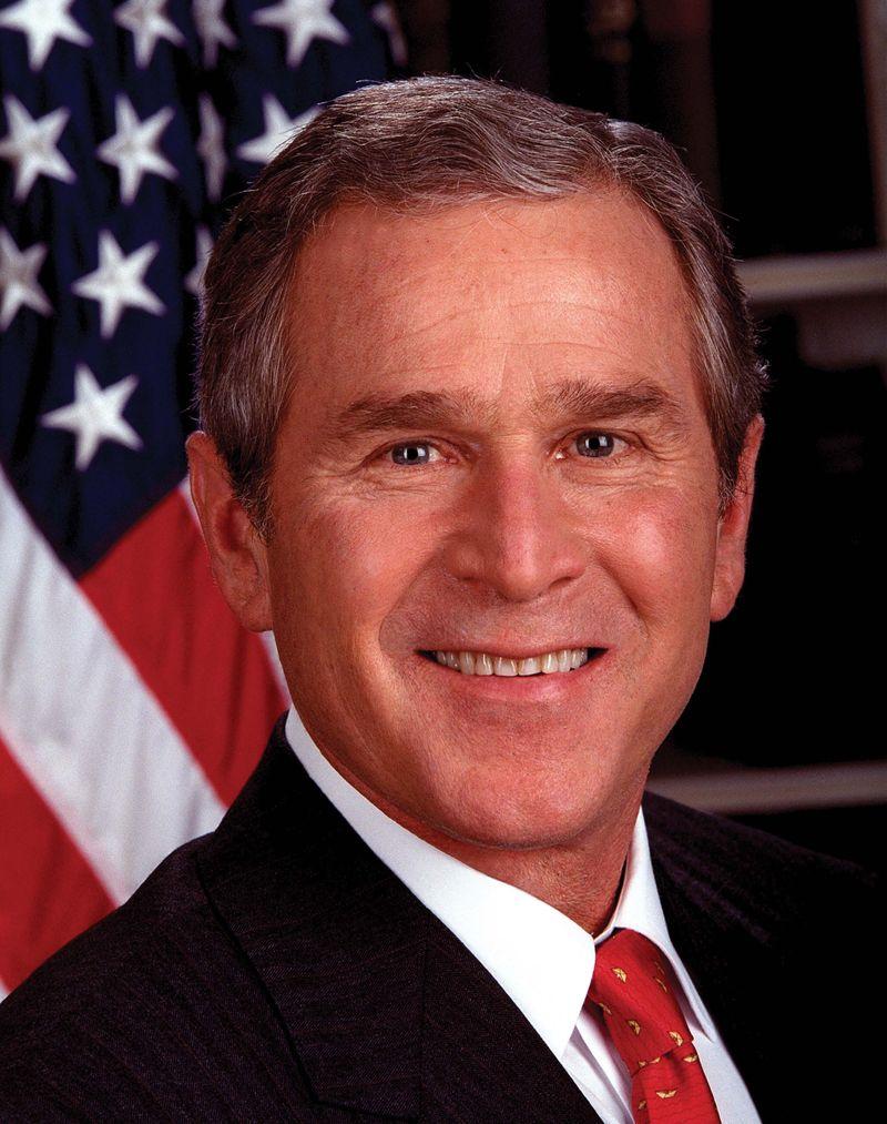 President-George-W-Bush-Official-Portrait