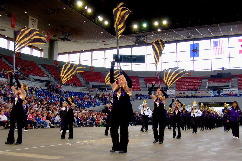 Coliseum & parade 083A