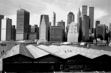 Manhattan from Brooklyn Heights (1A)