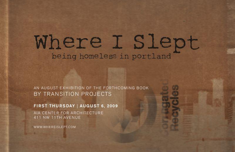 Where I Slept postcard-1