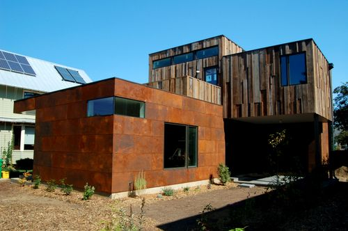 Sips House Portland Architecture Seed Architecture Studio S Sips