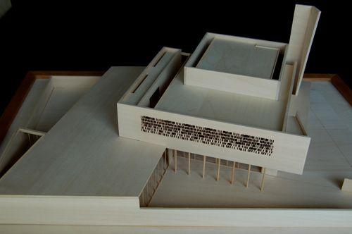 Mosque model 002