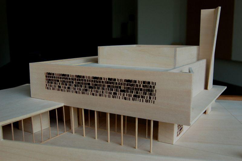 Mosque model 010