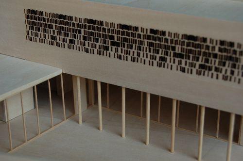 Mosque model 011