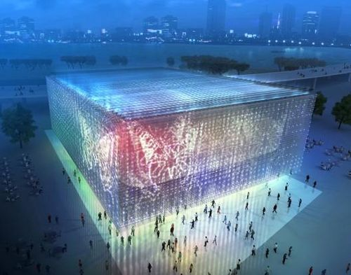 Shanghai pavilion