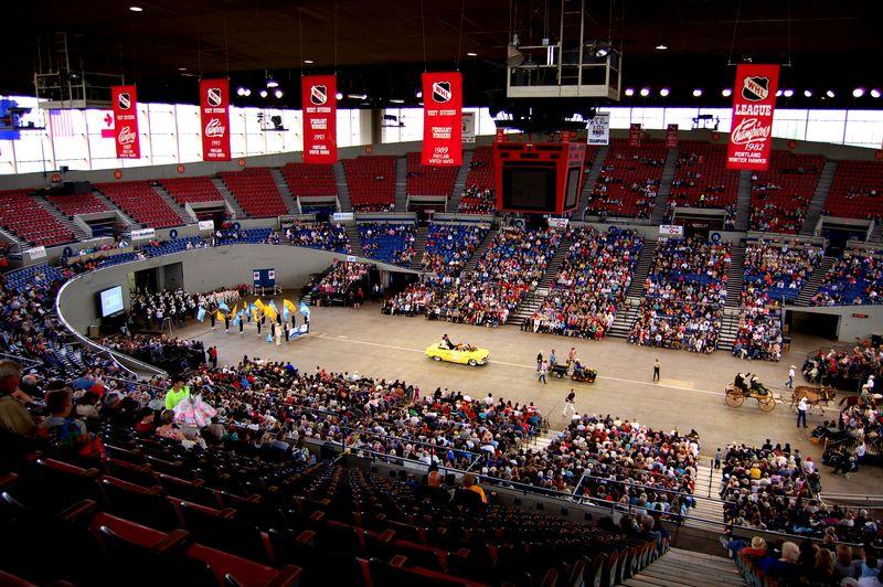 Coliseum & parade 101A