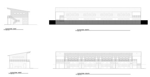 Dongoro_School elevations