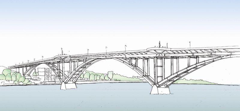 Sellwood Bridge 2