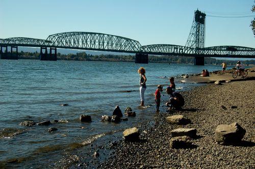 Fort Vancouver & riverfront (41A)