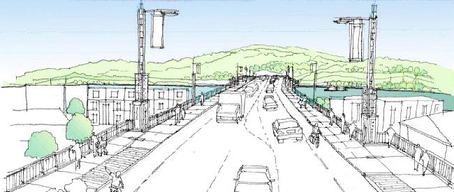 Sellwood Bridge 1