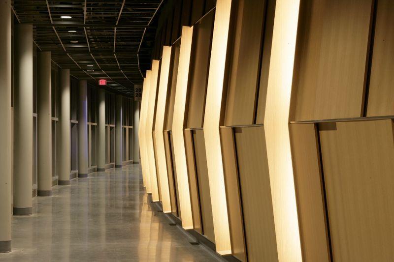 TVA Matthew Knight Interior- Upper Concourse preview image