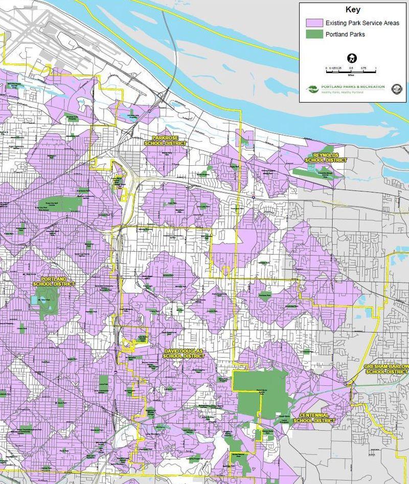 Parksmap