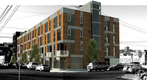 6th & Couch - NE Corner View 2