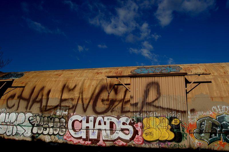 ClintonRRgraffiti