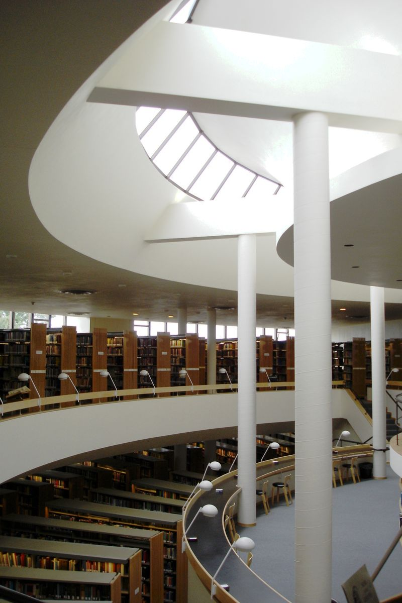 Mt Angel Library 13