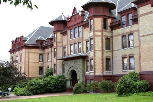 Waldo Hall OSU