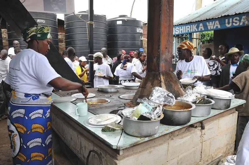 09. Community Cooker