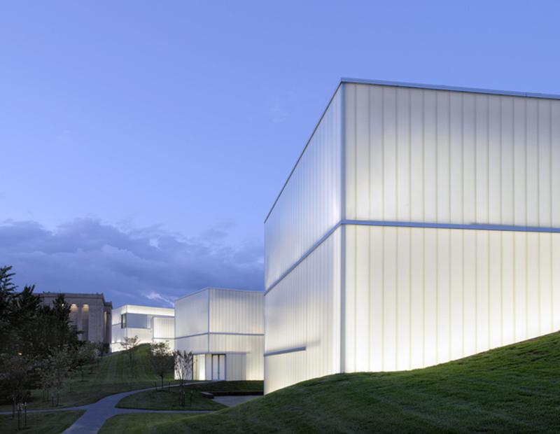 Steven Holl - Nelson Atkins Museum of Art, Kansas City, Missouri 3