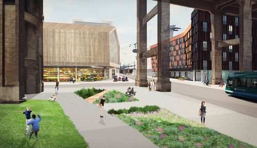 Zidell - Phase 1 Buildings