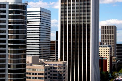 Portland Plaza & Wells Fargo (2)