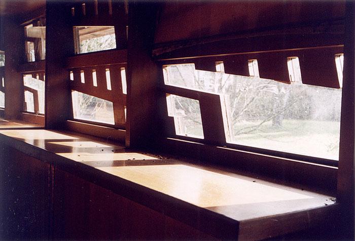 Gordon House Window