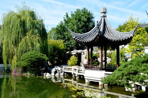 A Return Visit To Lan Su Portland S Classical Chinese Garden Portland Architecture