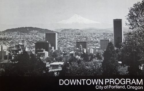 Ada 6 Downtown Portland 1976