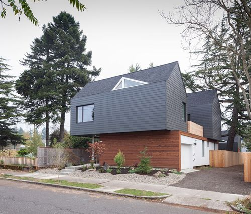 The Award Winning Architecture Firm Building Quick Modular Homes: Portland Architecture: Multifamily Housing