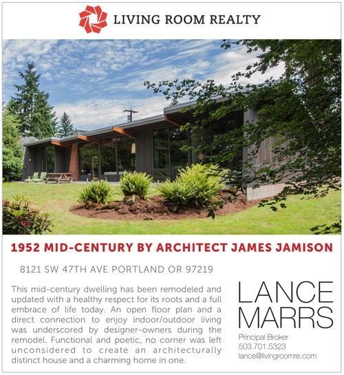 47th Portland Architecture Ad