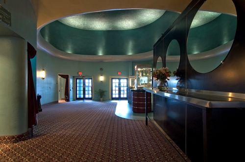 Renovated lobby 1A