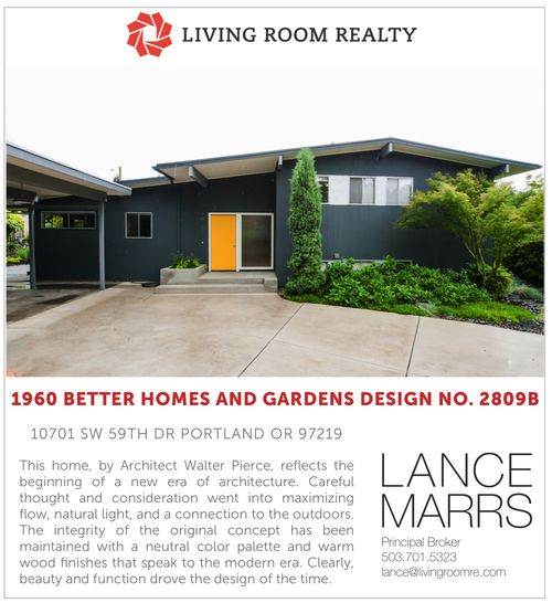 59th Portland Architecture Ad