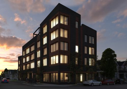 Gbd S Enriquez On Designing An Apartment Building To Passive House Standards
