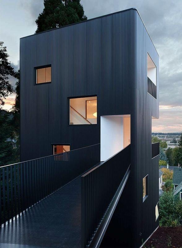 Sensible Sculpture Two New Houses By Ben Waechter
