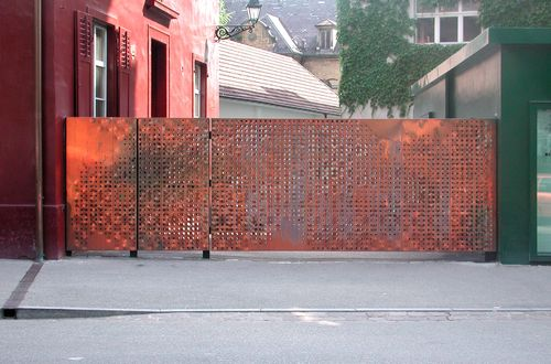 Herzog & deMeuron gate_front