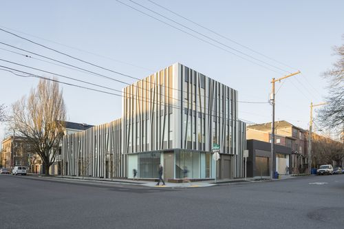 Portland Architecture August 2014