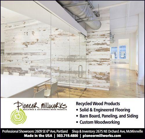 PMW Portland Architecture Banner Ad