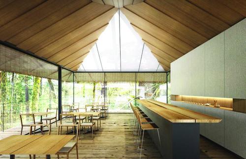 Tea Cafe Room