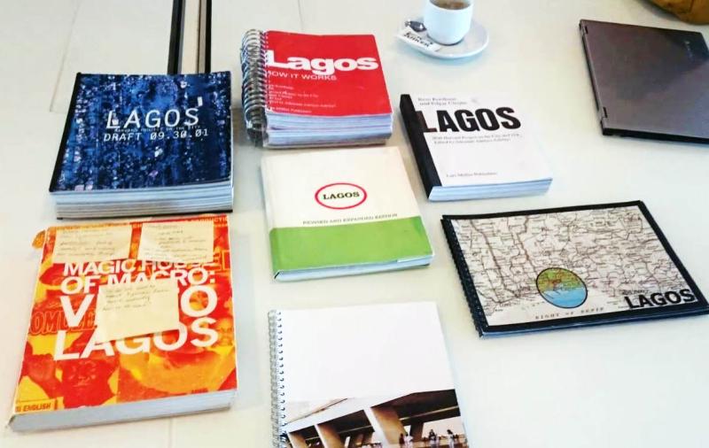 Lagos books