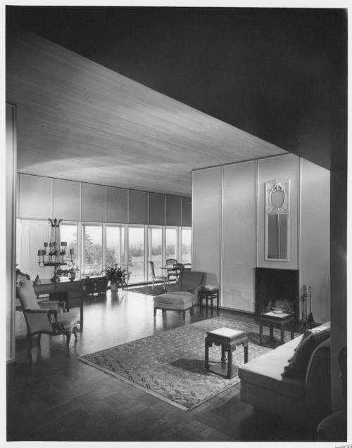 Yeon_ShawHouse_interior