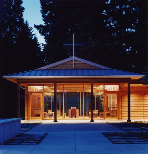 Loyola Jesuit Chapel South - Pete Eckert