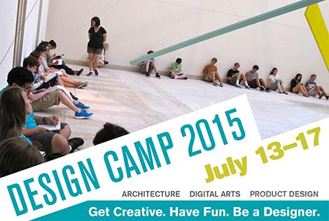 Design Camp Ad Portland Architecture