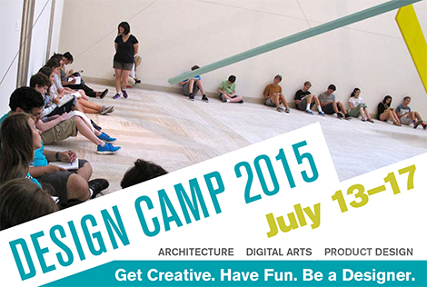 Design Camp Ad Portland Architecture