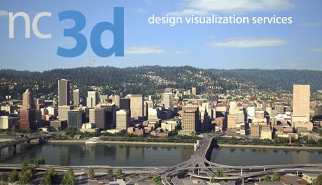 Nc3d portland architecture banner