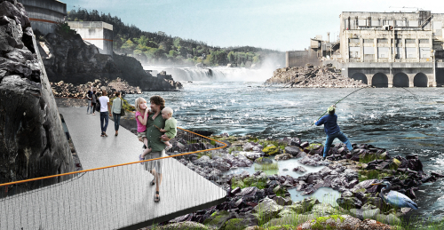 4_Willamette Falls Riverwalk__Credit Snøhetta, Mayer-Reed, DIALOG